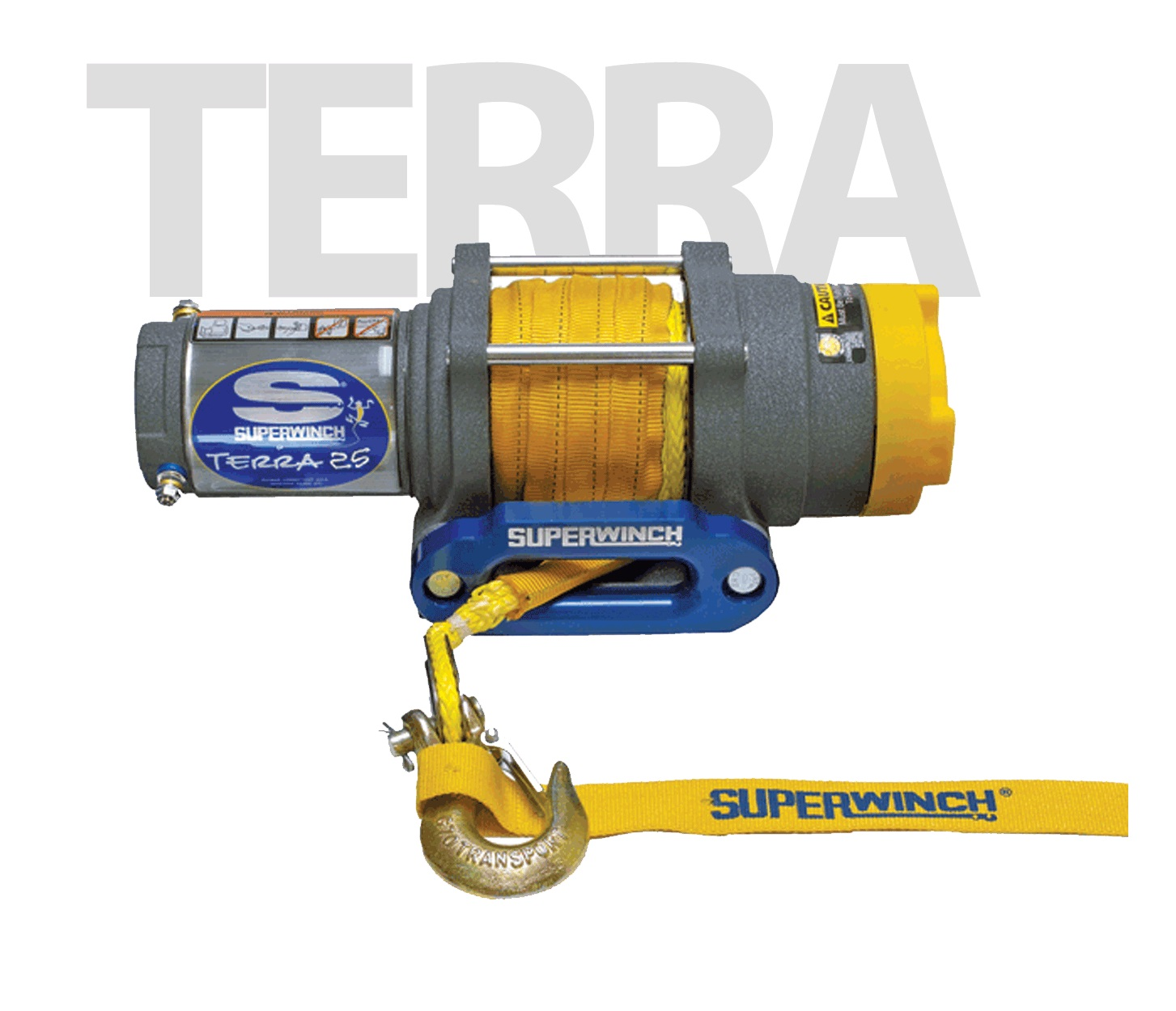 Superwinch Terra SeriesWinch