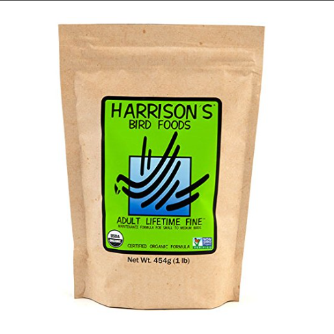 Harrison's Bird Foods Adult Lifetime Fine Blend