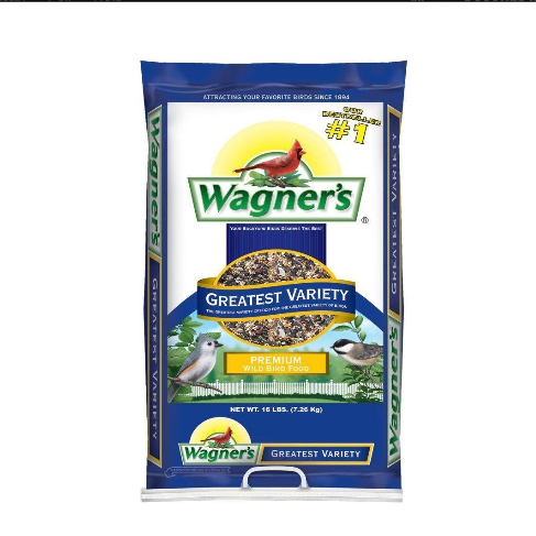 Wagner's Greatest Variety Blend Bird Food
