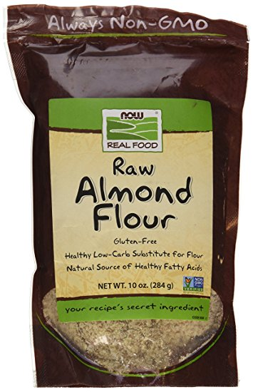 Now Food Raw Almond Flour