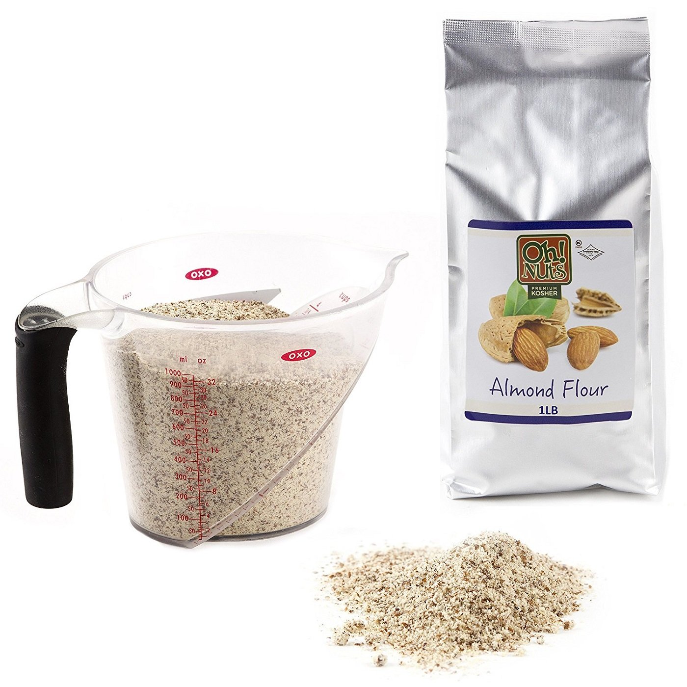 Oh! Nuts Ground Natural Almond Flour