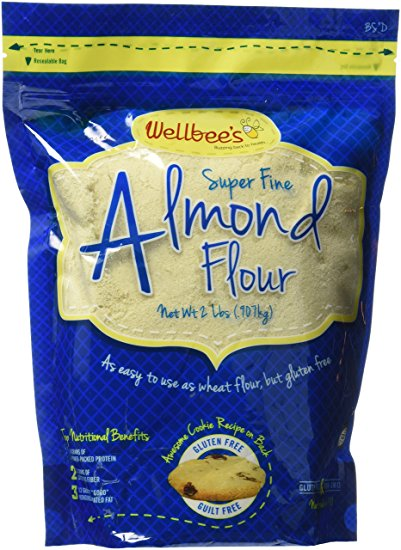 Wellbee's  Superfine Blanched Almond Flour – Available in 3 Sizes