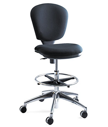 Safco Products Metro Extended Height Chair – Available in 3 Colors