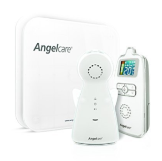 Angelcare Movement and Sound Monitor With Wired Sensor Pad – Deluxe Version