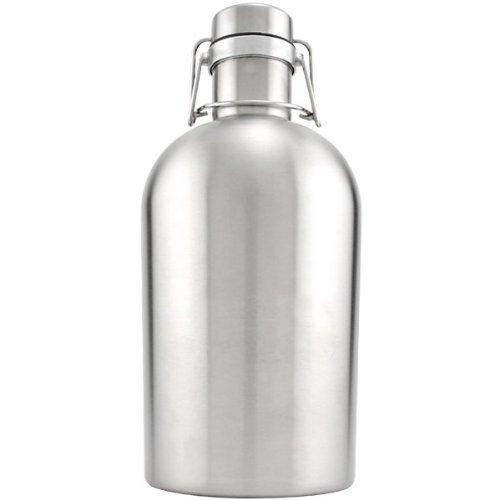 KegWorks Insulated Stainless Beer Growler