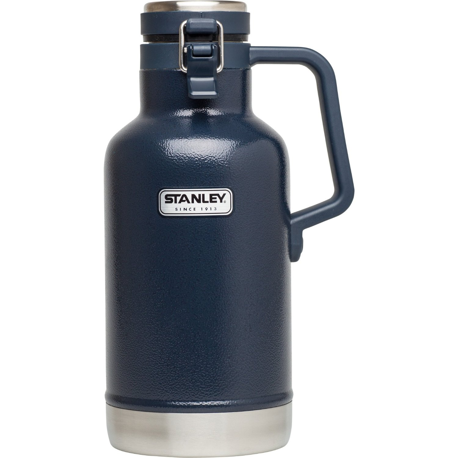 Stanley Classic Naturally BPA-Free Vacuum Insulated Growler with Heavy-Duty Handle – Available in 3 Colors