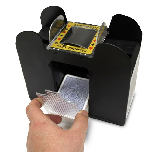 Brybelly Professional Card Shuffler Machine