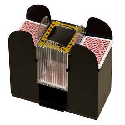 CHH Casino Style Playing Card Shuffler