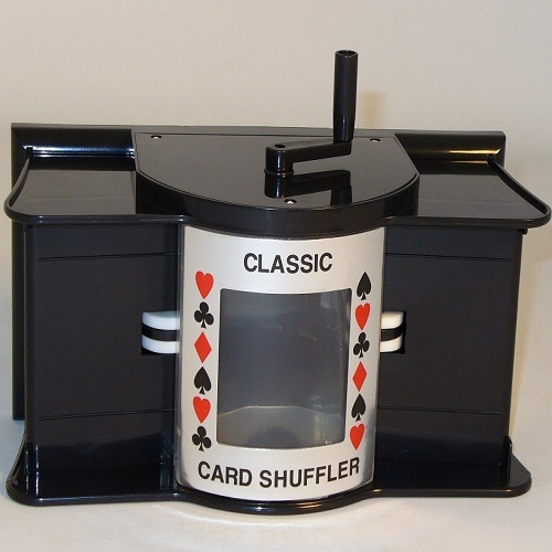 Classic Game Collection Card Shuffler