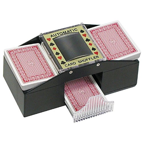 TMG Automatic Card Shuffler Machine