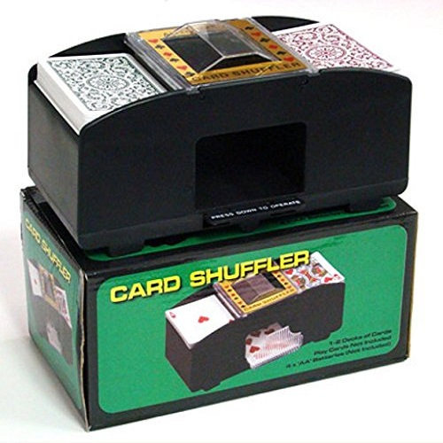 TMG Automatic Card Shuffler
