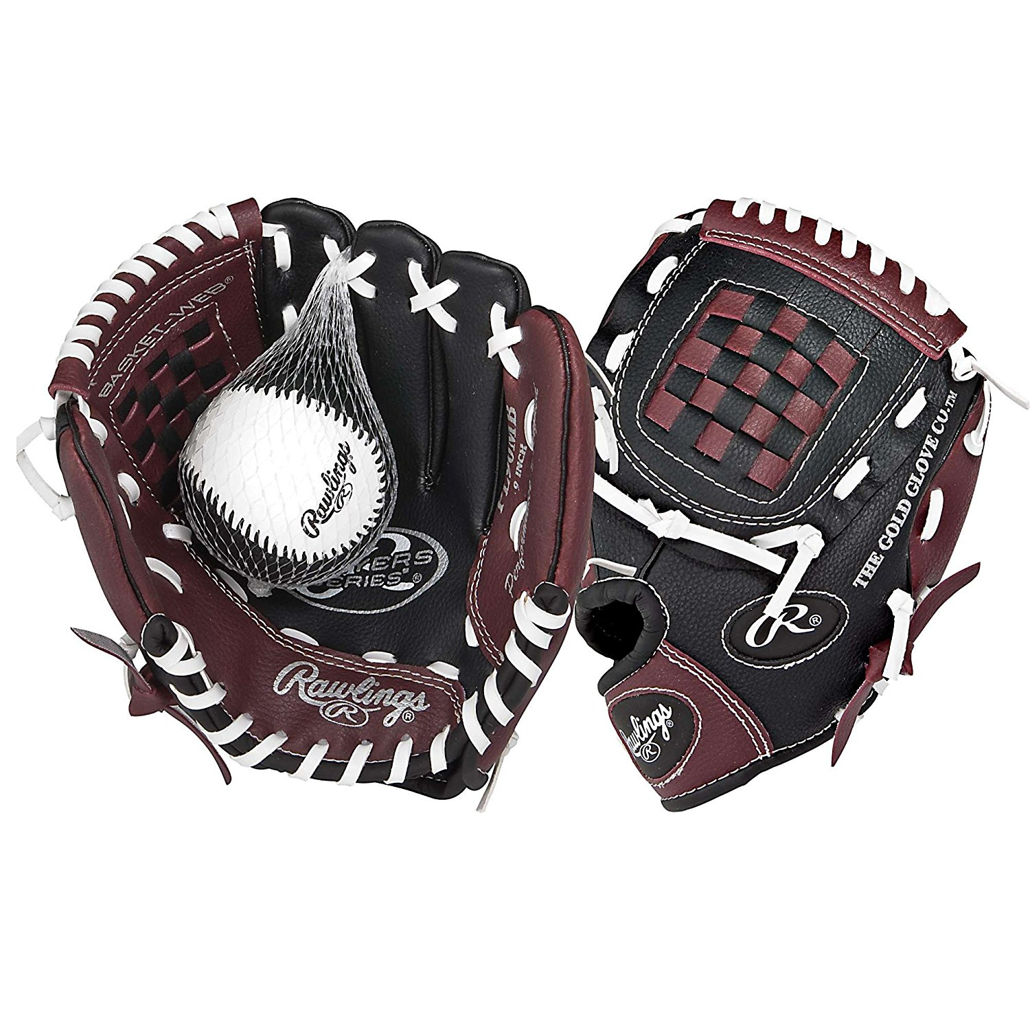 Rawlings Players Youth Baseball Glove