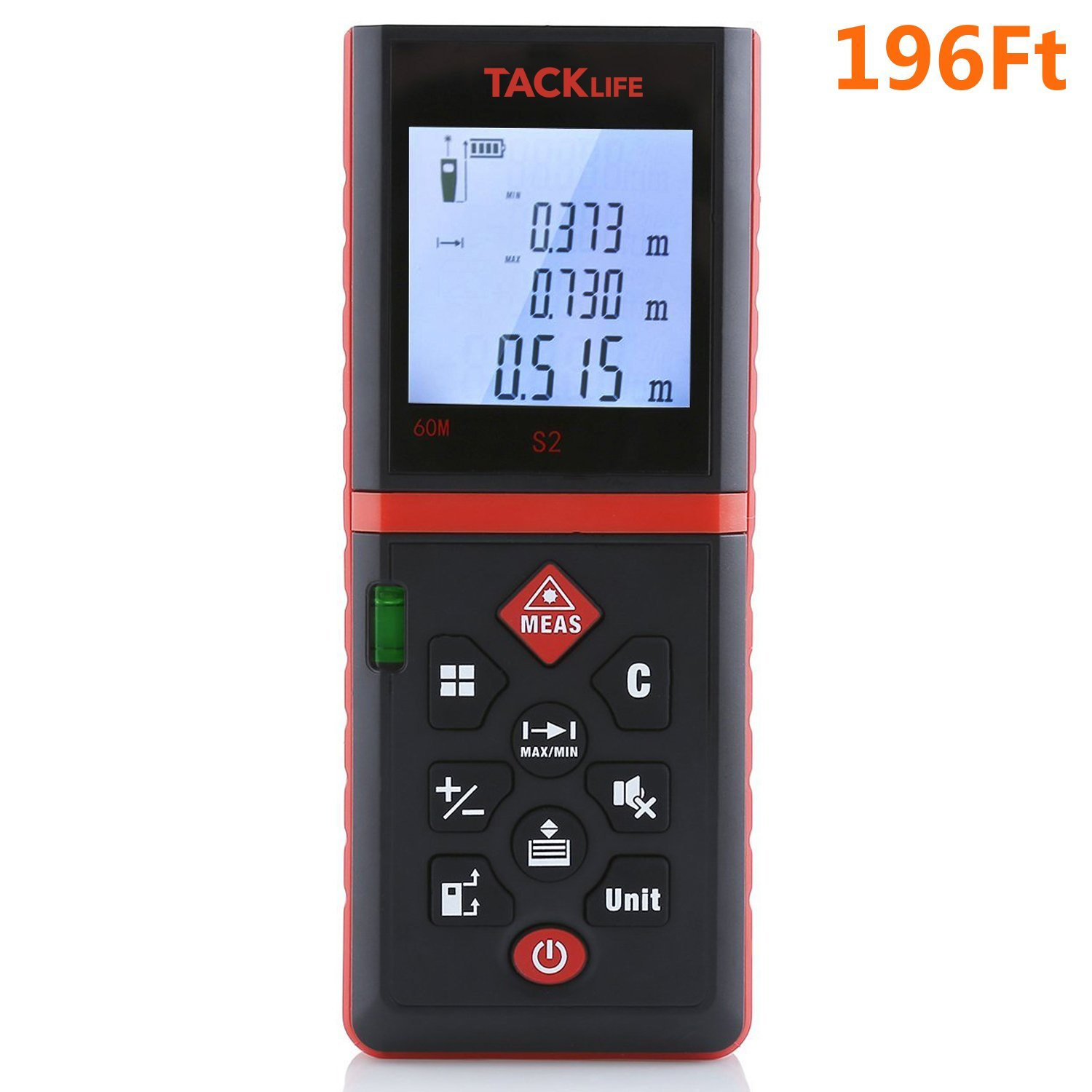 Tacklife HD Classic Advanced Laser Measure