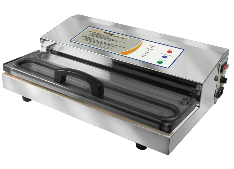 Weston Pro-2300 Stainless Steel Food Vacuum Sealer