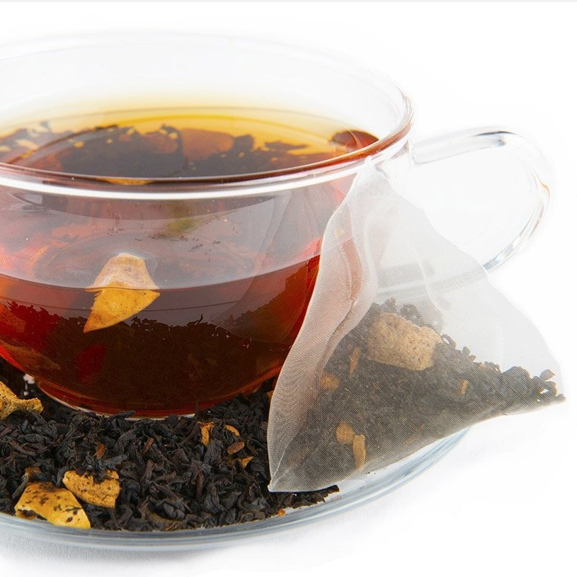 Zest Tea Black High Caffeine Tea Blends