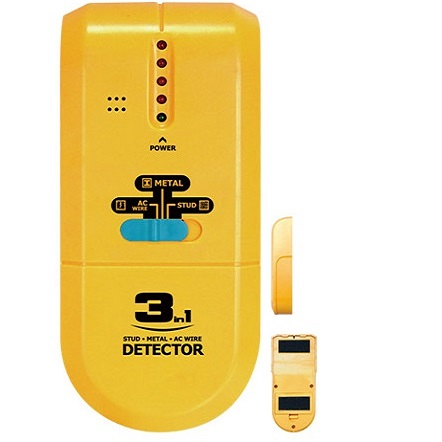 All-Sun 3-in-1 Metal Detector