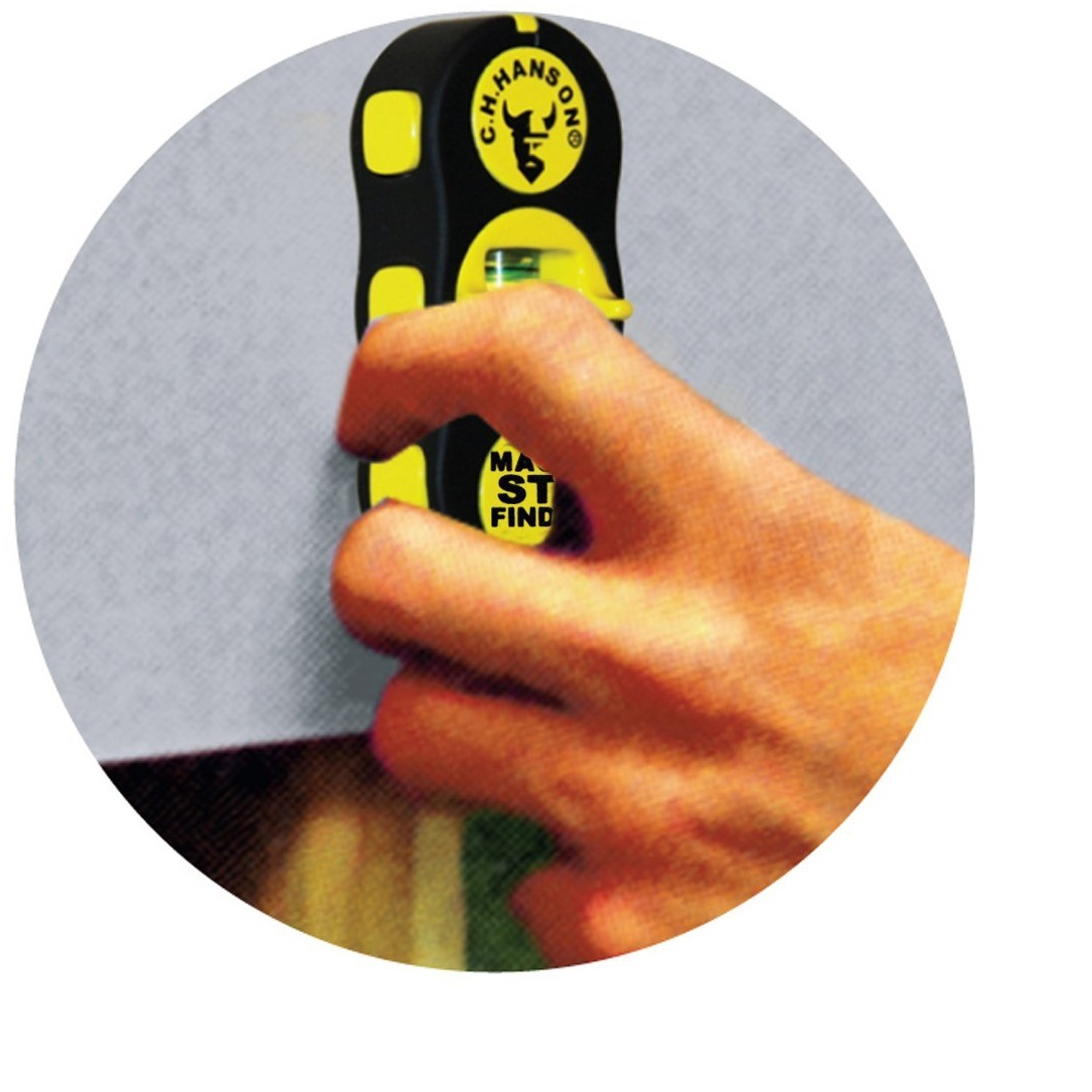 CH Hanson Magnetic Stud Finder
