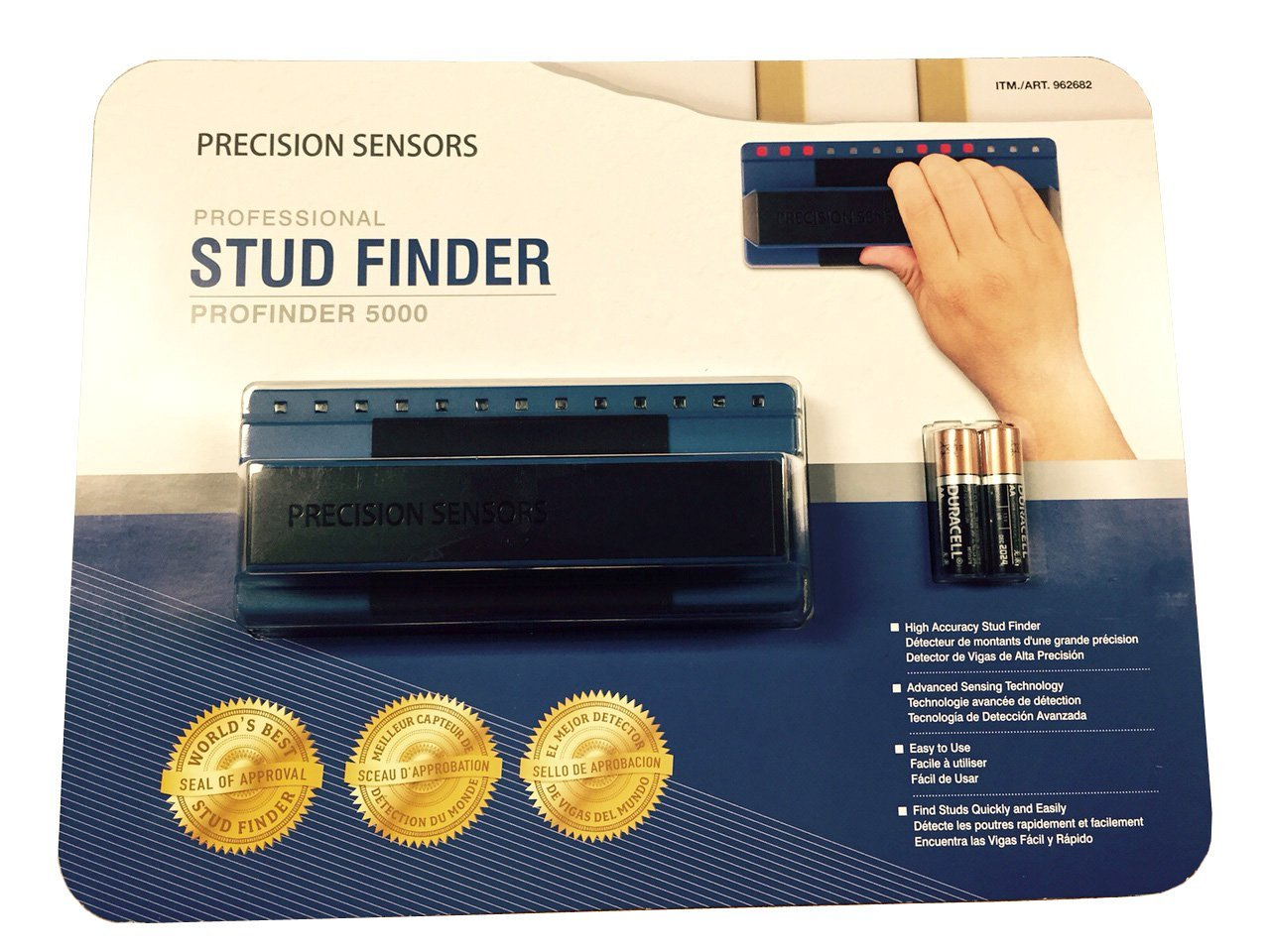 Precision Sensors Pro 5000 Stud Finder