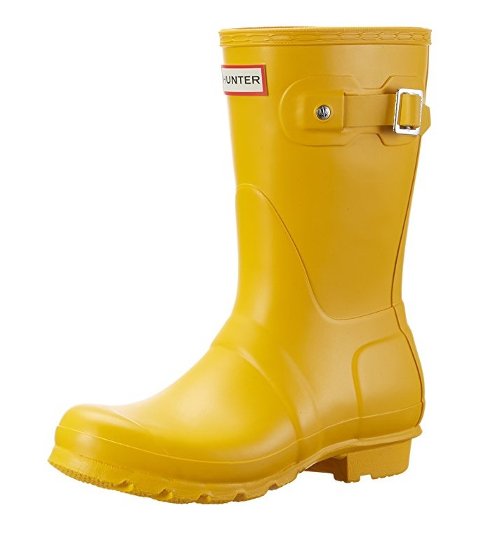 Hunter Women's Short Rain Boots