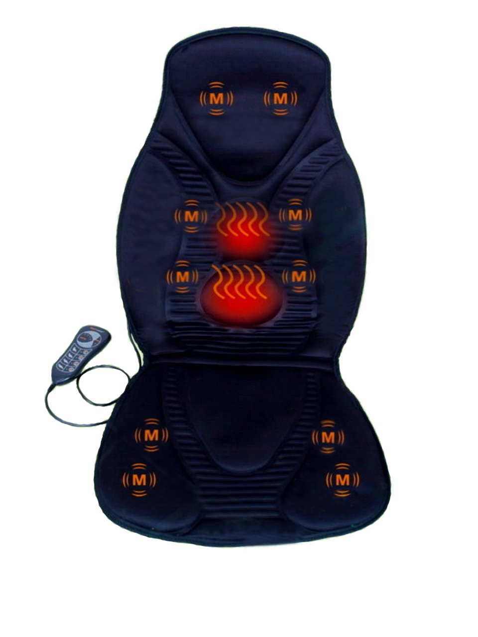 Five Star Five S Ten Heated Massage Cushion