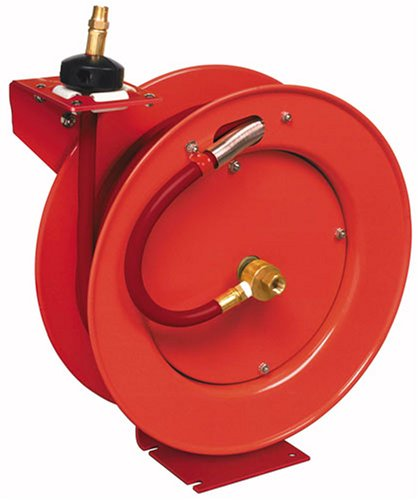 Lincoln Lubrication Value Series Air Hose Reel