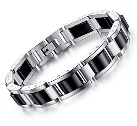 Feraco Men Magnetic Therapy Bracelet