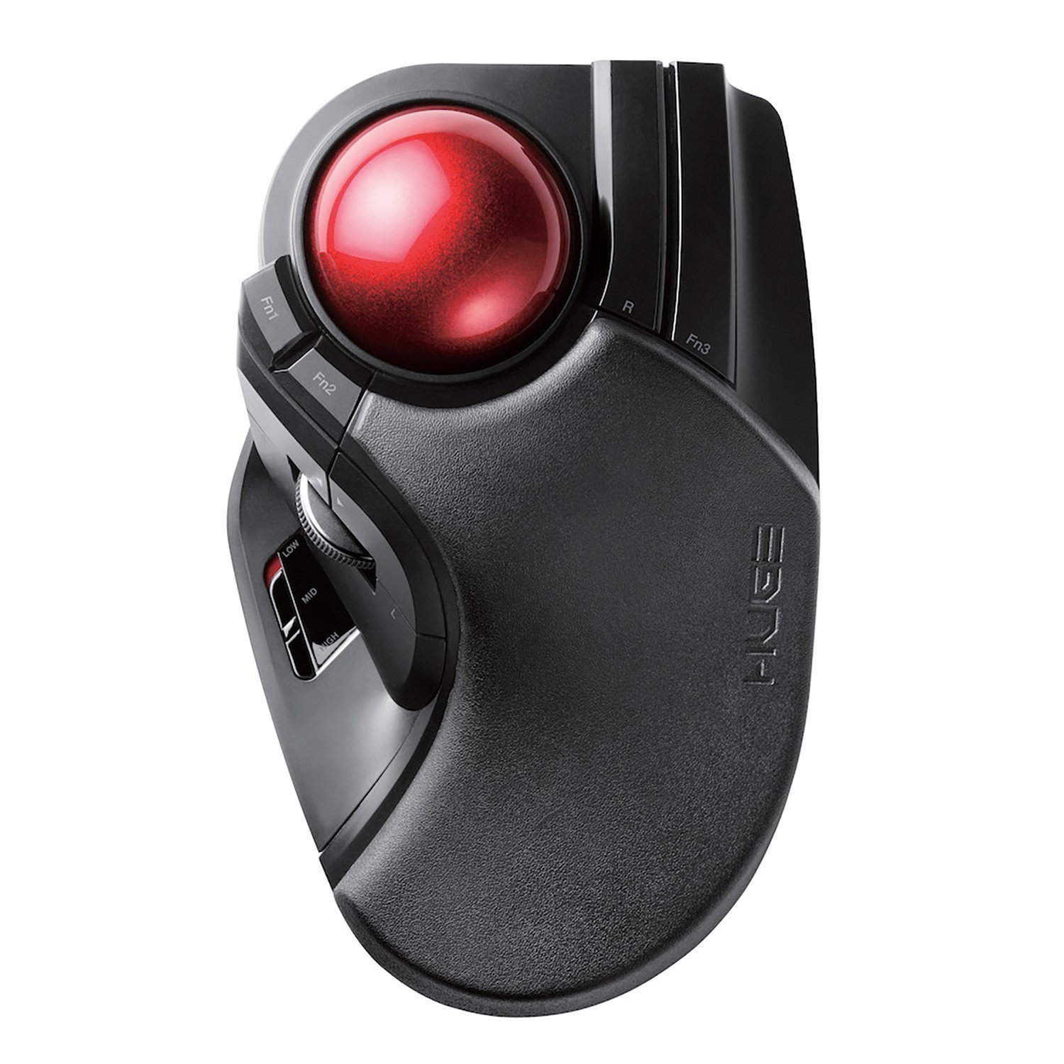 ELECOM Extra Large Trackball Mouse