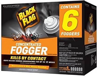 Black Flag Indoor Insect Fogger
