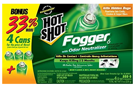 Hot Shot Pest Control Insect Fogger