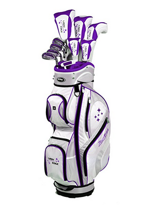 Tour Edge Lady Edge Starter Golf Club Set