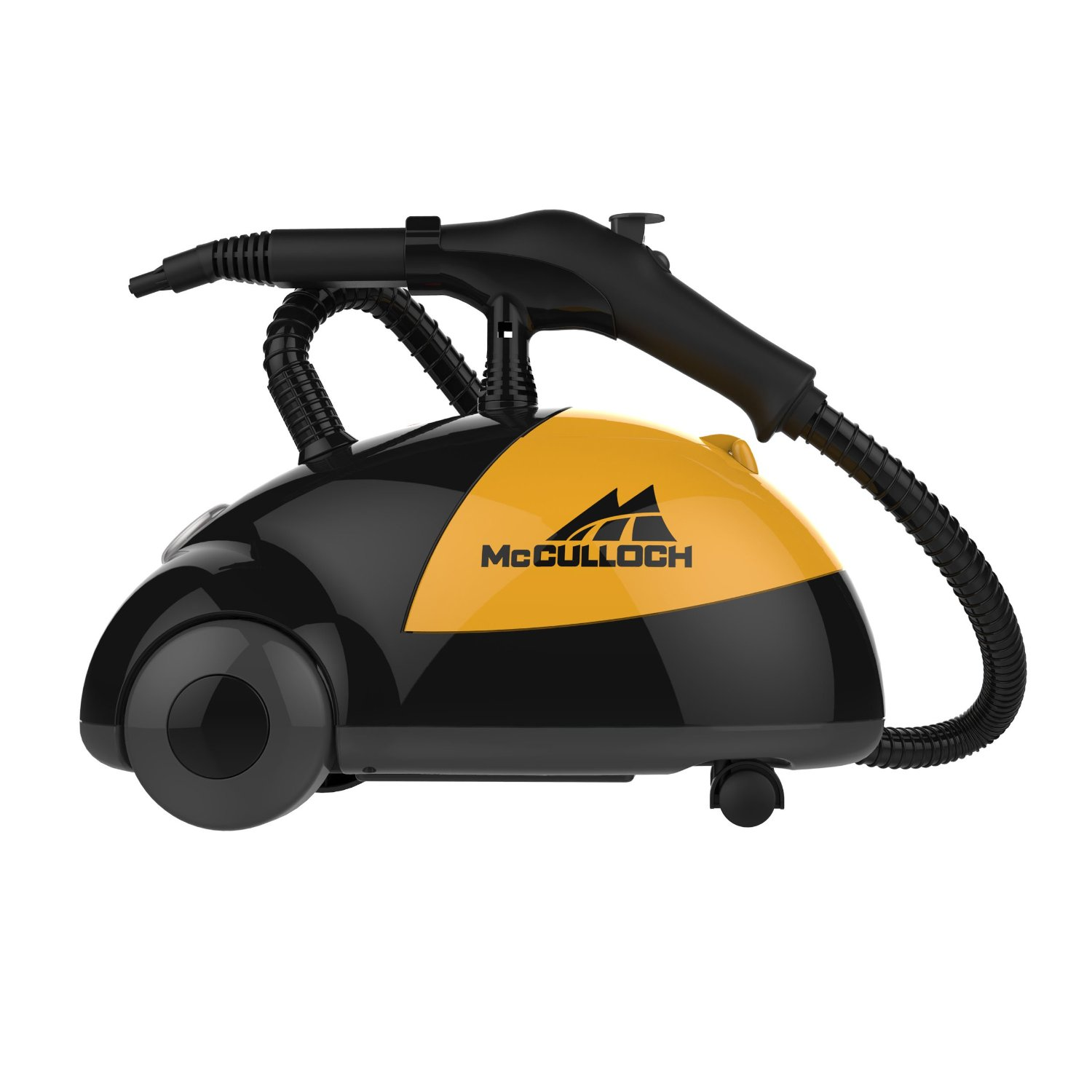 McCullochshort MC1275 Canister Steam Cleaner