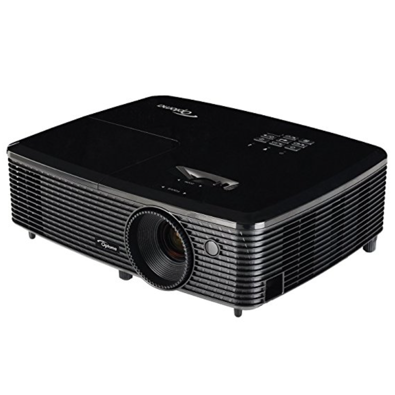 Optoma 3D DLP Home Theater Projector