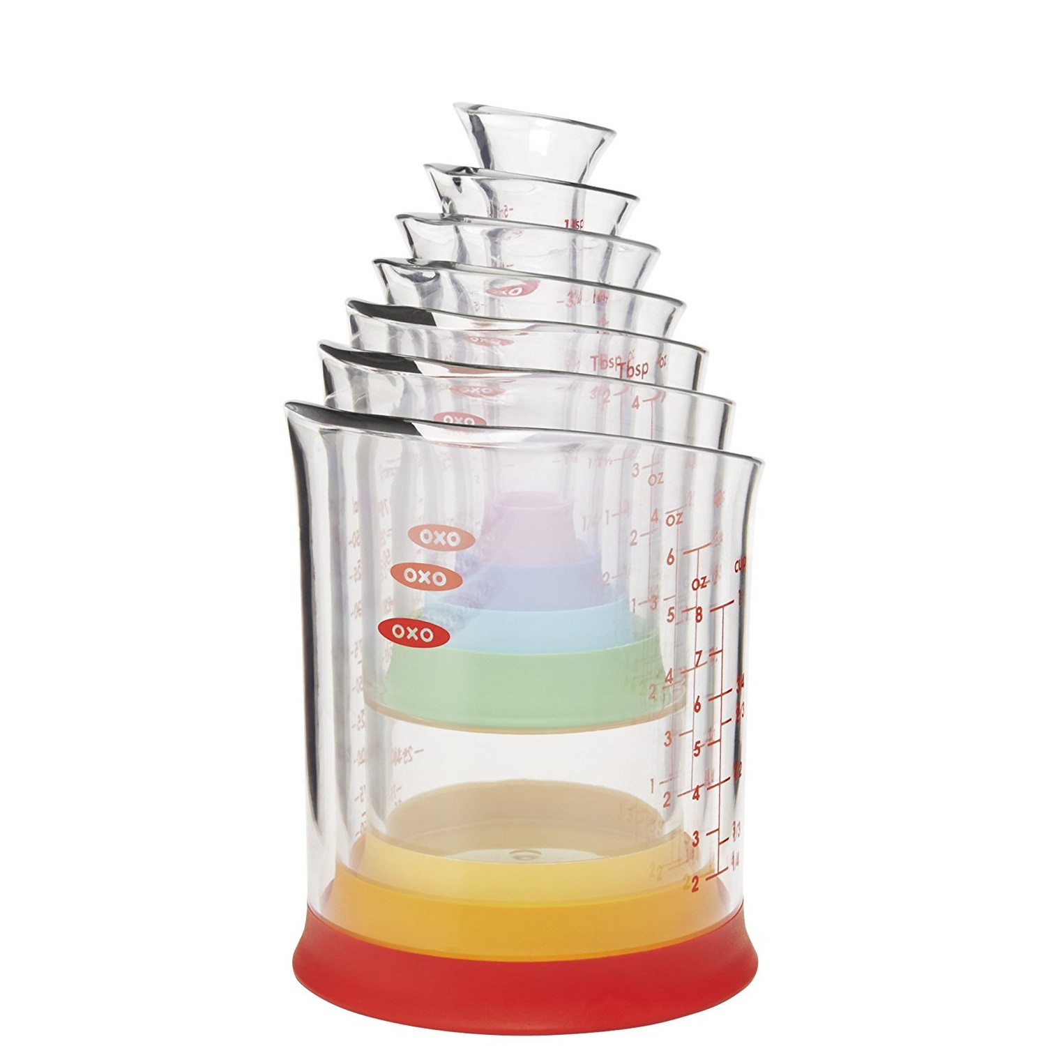 OXO Measuring Beaker Set