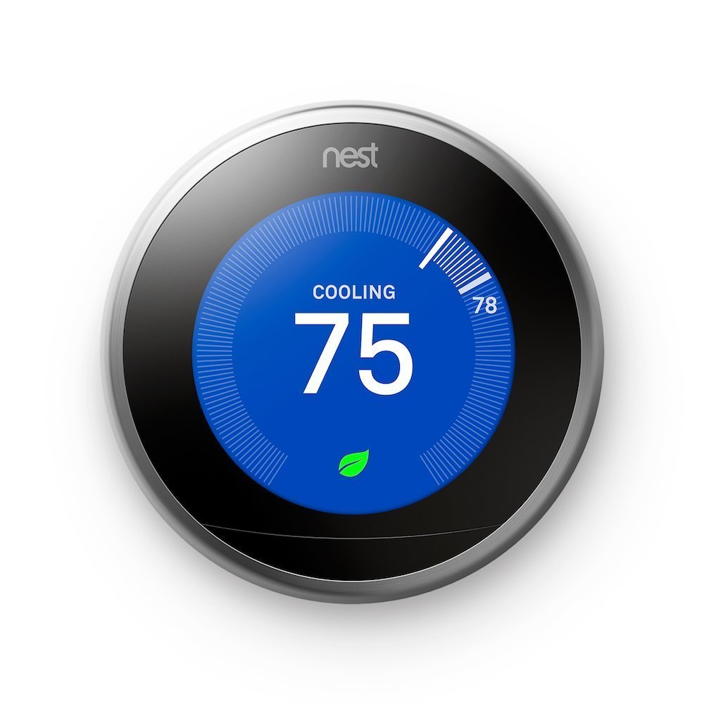 Nest 3rd Gen Learning Thermostat
