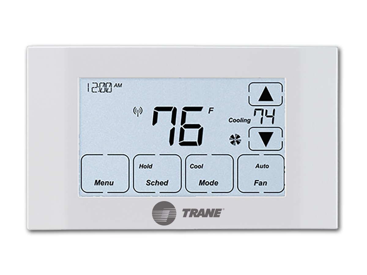 Trane Z-Wave Alexa Thermostat