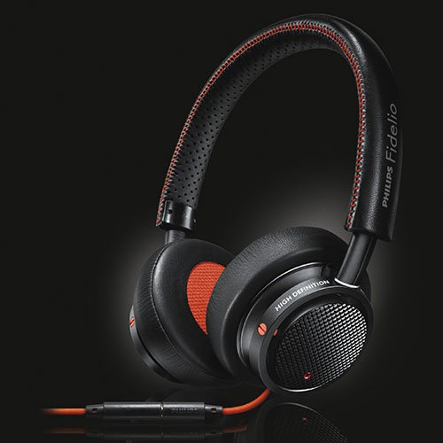 Philips Fidelio Headphone with Mic