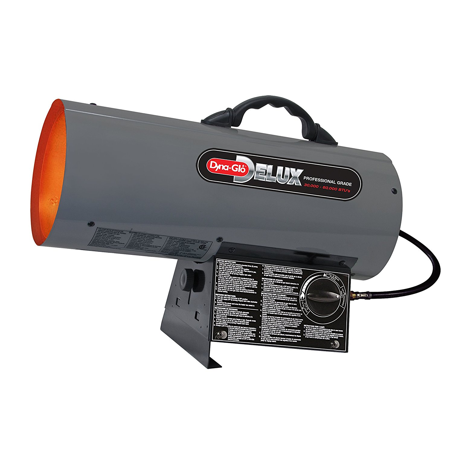 Dyna-Glo Delux Forced Air Propane Heater