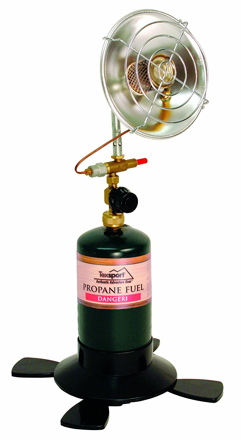Texsport Portable  Propane Heater