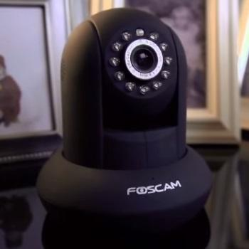 Foscam FI8910W Video Surveillance Camera