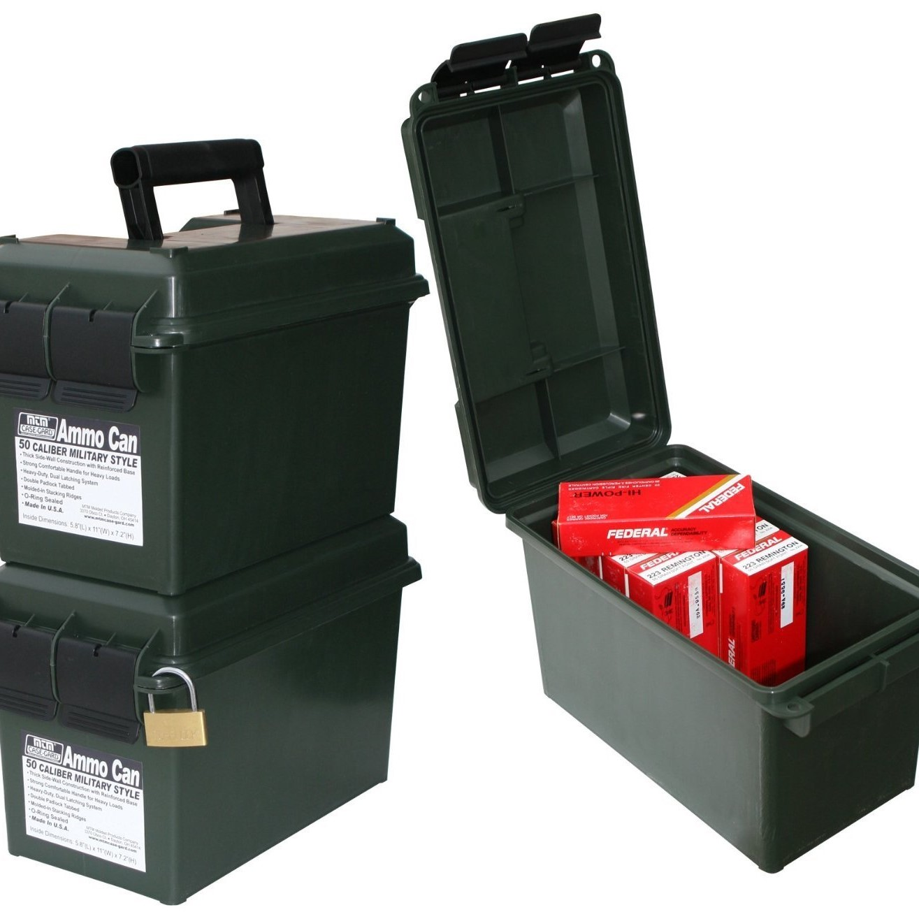 MTM 50 Caliber Ammo Can