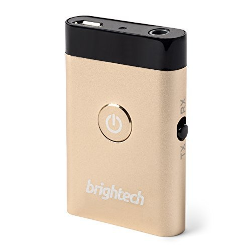 Brightech 2 in 1 Bluetooth Transmitter and Receiver