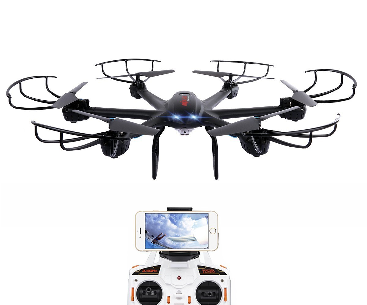 DBPOWER RC Hexacopter Drone