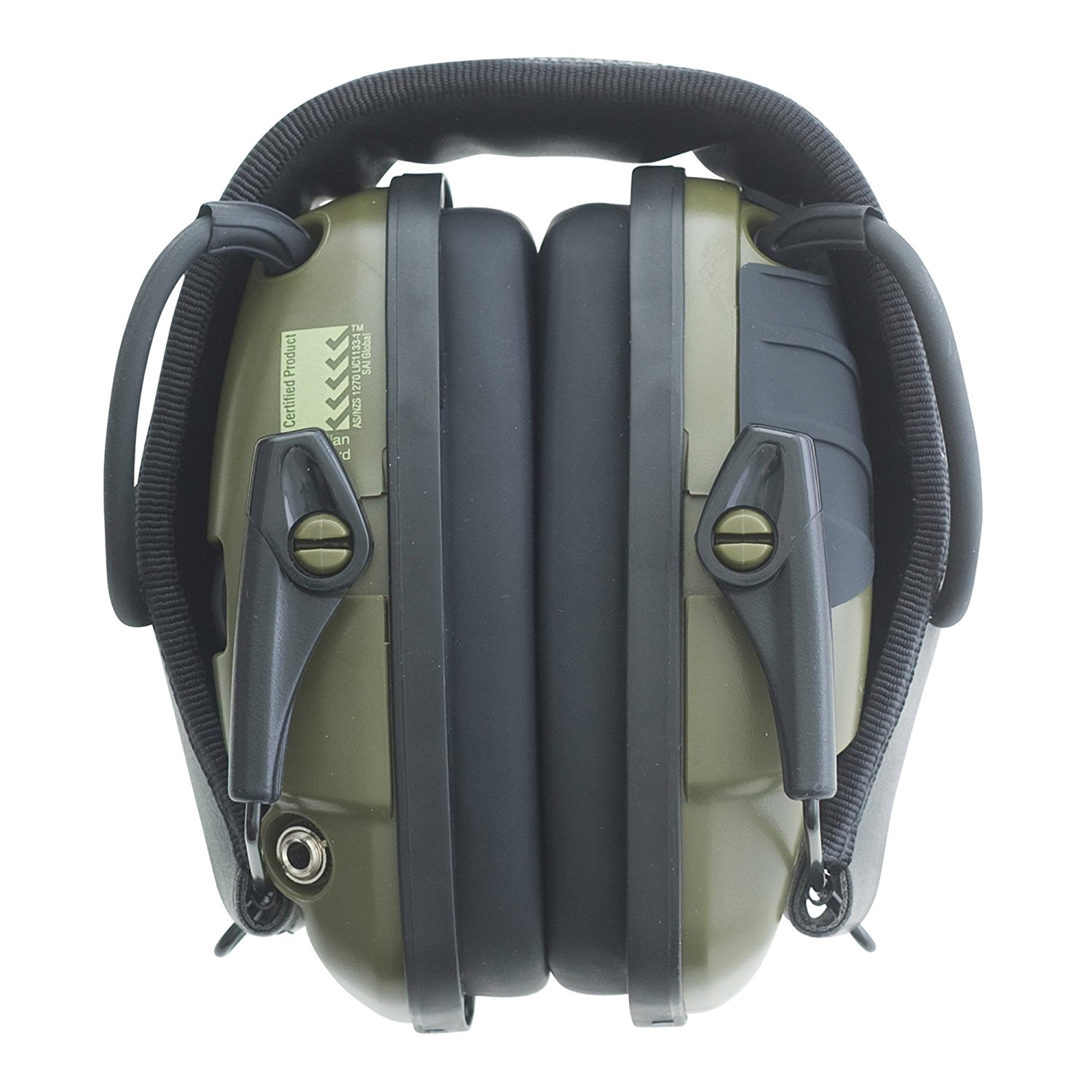 Howard Leight Impact Sport Electric Earmuff – Available in 6 colors & 4 Quantity Options
