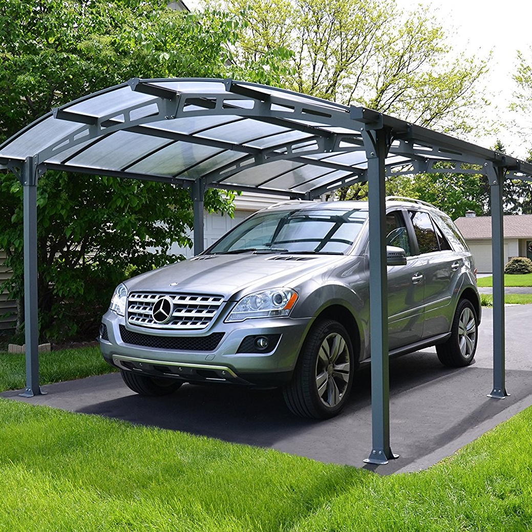 Palram Arcadia Carport Kit and Patio Cover