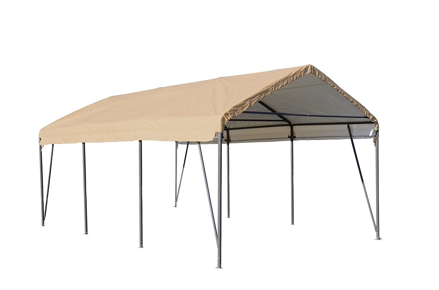 ShelterLogic Steel Carport Kit
