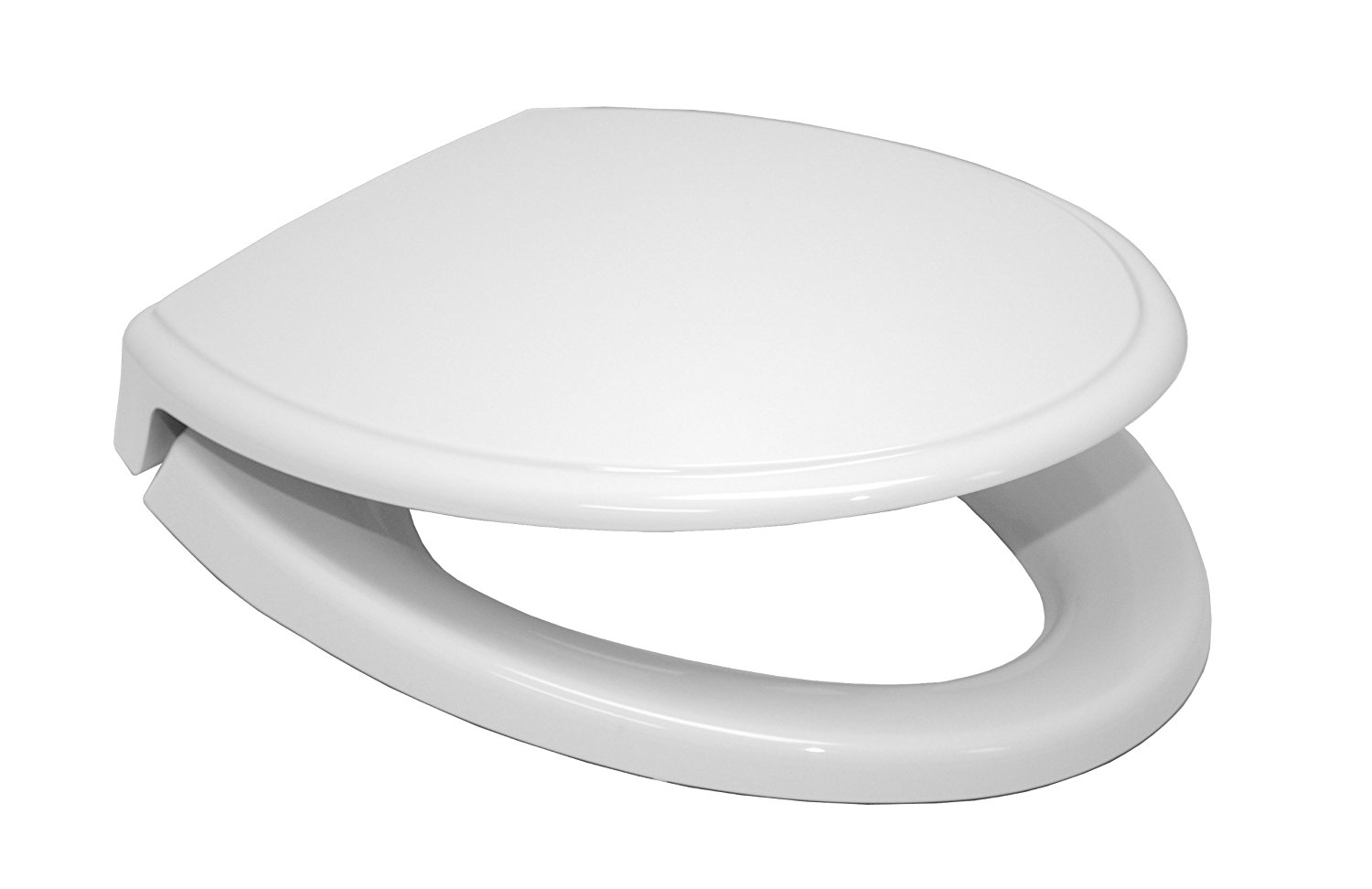 Toto Traditional SoftClose Elongated Toilet Seat – 6 Colors Available, Resistant to Chemicals