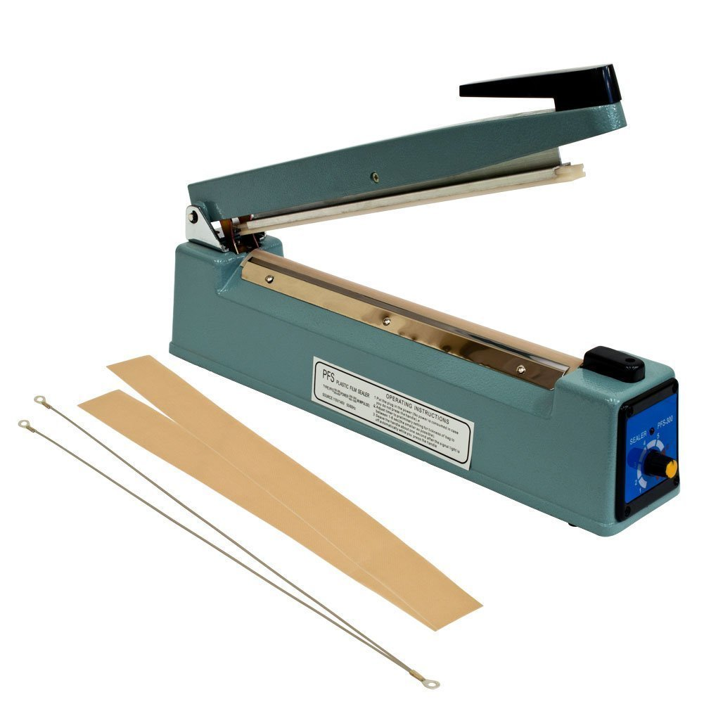 Bag-N-Seal Impulse Cellophane Bag Sealer