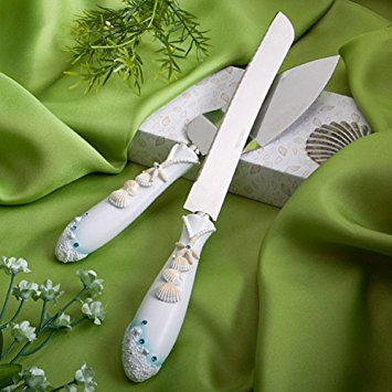 Fashioncraft Touches Wedding Cake Knife