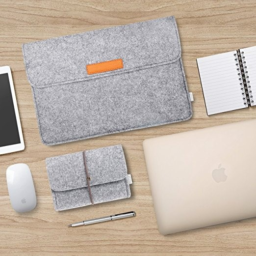 Inateck 12 Inch MacBook Sleeve
