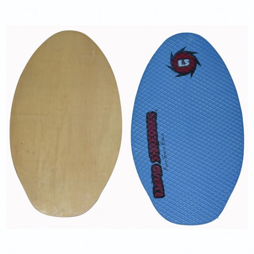 Liquid Shredder EVA Wood Deck Skimboard